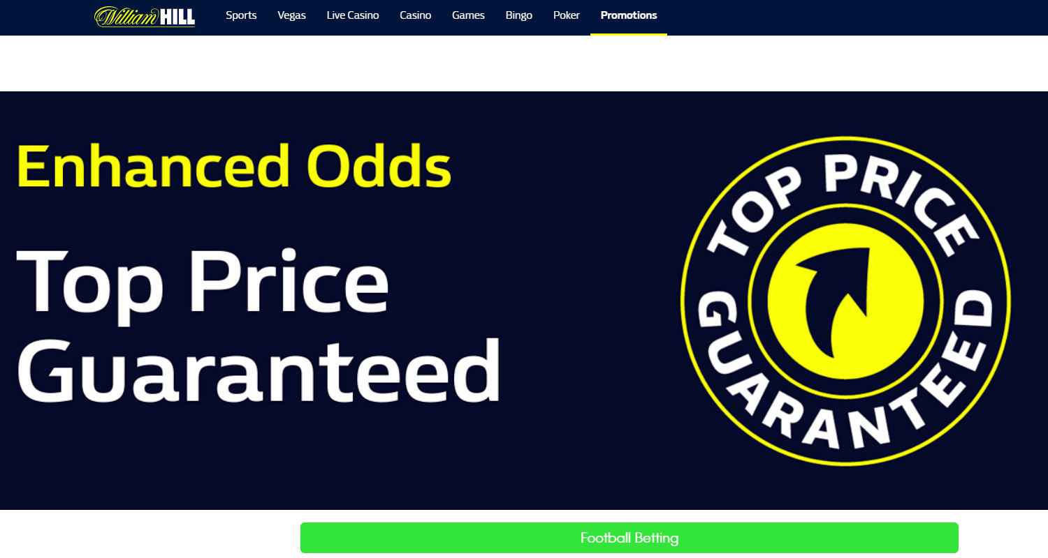 Как использовать William Hill зеркало
